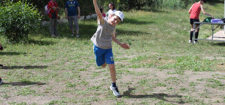 Progetto C.I.P. Proviamo con la classe – Lo sport per tutti a scuola